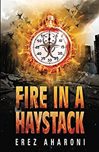 Fire In A Haystack: A Thrilling Novel by Erez Aharoni ebook deal