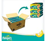 PAMPERS Baby-Dry Nappies Size 4 (7-18 kg) - Economic pack of 174 nappies