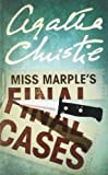 Agatha Christie - Miss Marple Final Cases (0007299524) by Agatha Christie
