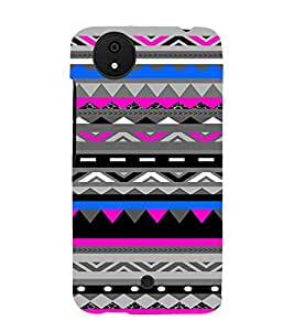 ifasho Designer Phone Back Case Cover Micromax Canvas Android A1 AQ4501 :: Micromax Canvas Android A1 ( Halloween Ghost house )