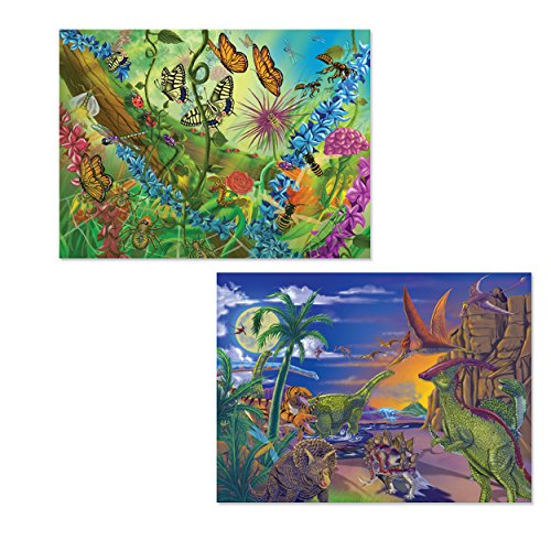 Melissa-Doug-Land-of-Dinosaurs-Jigsaw-Puzzle