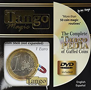 MMS Shim Shell (1 Euro Coin NOT EXPANDED with DVD) by Tango-(E0072)