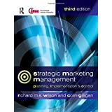 Strategic Marketing Management ~ R. M. S. Wilson