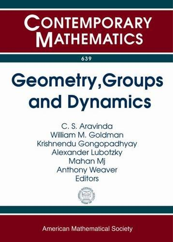Geometry, Groups and Dynamics (Contemporary Mathematics)
