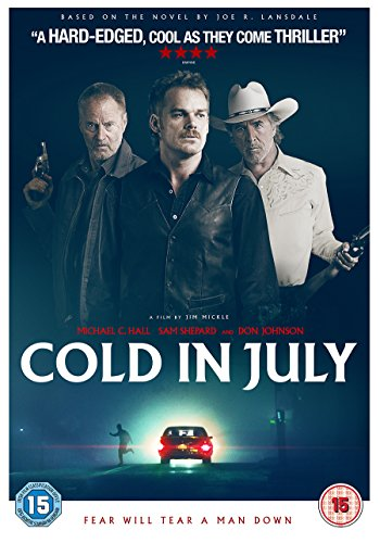 Cold In July [DVD]