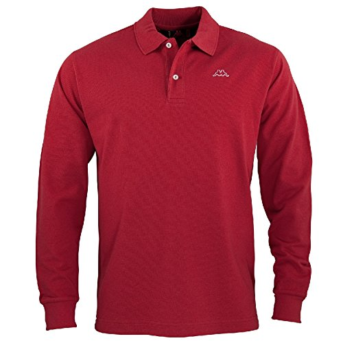 La polo Robe di Kappa - Aarberg - Red - XS