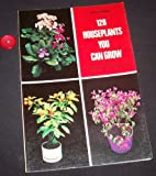 img - for 128 HOUSEPLANTS YOU CAN GROW Symbol coded for Easy Care book / textbook / text book