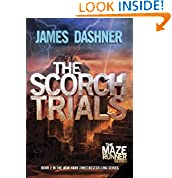 James Dashner (Author)  240 days in the top 100 (1713)Buy new:  $9.99  $5.94 118 used & new from $1.91