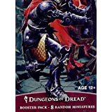 Dungeons of Dread Booster (D&D Miniatures Accessories) (Dungeons & Dragons)by Wizards Miniatures Team