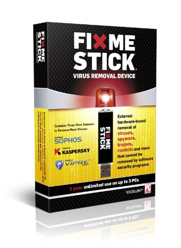 The FixMeStick - External hardware-based removal