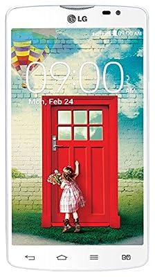 LG L80 Dual D380 (White, 4GB)