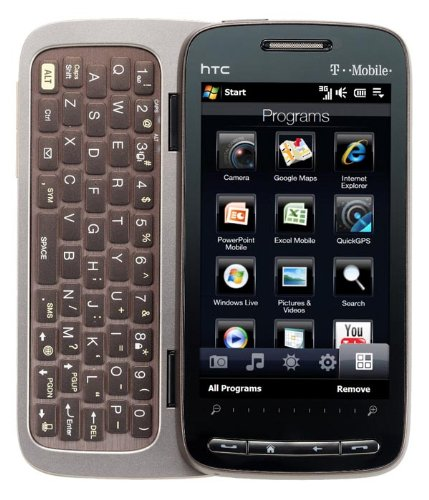 Htc Touch Pro 2 T7373 Unlocked GSM Smartphone International Version / Qwerty Keyboard / Touchscreen / 3.5g Quadband