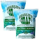 Charlie's Soap Powder, 2.64lb (100 Standard Wash Loads), Pack of 2