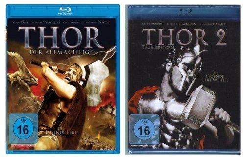 THOR 1 & THOR 2 Blu-ray Edition (2 Blu-rays)