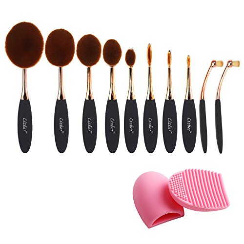 Top 5 Best Oval Toothbrush Contour Makeup Brush Sets for sale 2016 | BOOMSbeat