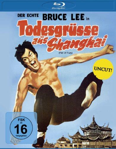Bruce Lee - Todesgrüße aus Shanghai - Uncut [Blu-ray]