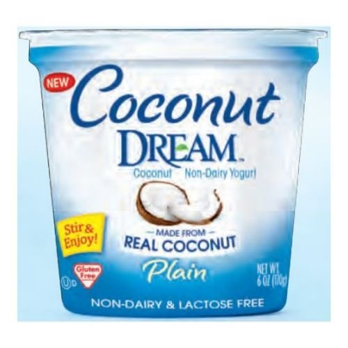 Coconut Dream Plain Yogurt
