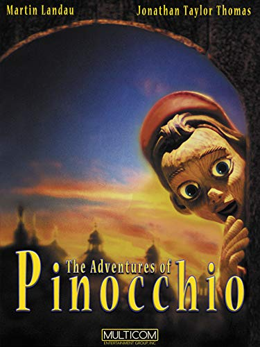 The Adventures of Pinocchio on Amazon Prime Video UK
