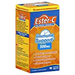 Ester C Vitamin C, 500 mg, Coated Tablets, 90 tablets