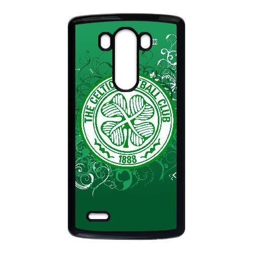 Cover LG G3 Cell Phone Case Black celtic football club X7E7JY