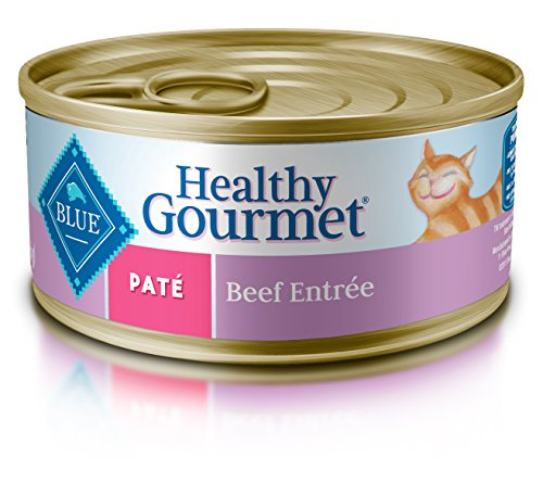 BLUE Buffalo Healthy Gourmet Beef Entrée For Adult Cats
