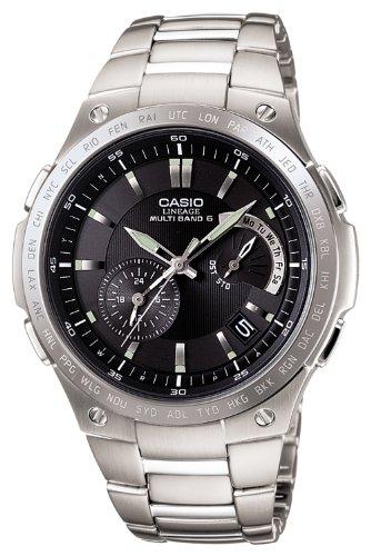 [カシオ]CASIO 腕時計 LINEAGE リニエージ タフソーラー 電波時計 MULTIBAND 6 LIW-M1100D-1AJF メンズ