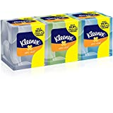 Kimberly-Clark Professional 21286 Kleenex Anti-Viral Facial Tissue Cube, Pack of 3