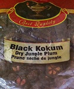 Black Kokum (Dry Jungle Plum) - 14oz