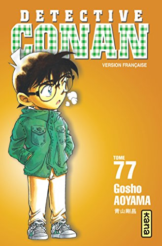 Détective Conan, Tome 77 :
