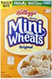Kellogg's Frosted Mini-Wheats Frosted Mini-Wheats Bite Size Cereal - 24 oz