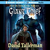 Giant Thief: Tales of Easie Damasco, Book 1 | [David Tallerman]