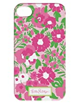 Lilly Pulitzer iPhone 4/4S Case - Garden by the Sea