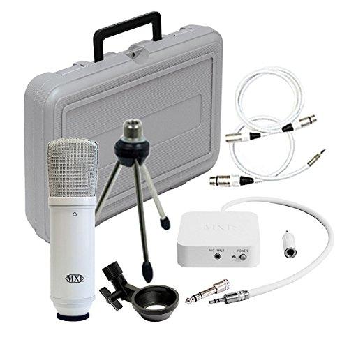 Mxl Drk Mac | Pc Mac Battery Powered Condenser Recording Microphone