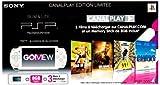 echange, troc Console PSP + Memory Stick 8 Go + Offre VOD Canal Play 3 films