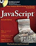 img - for JavaScript Bible book / textbook / text book