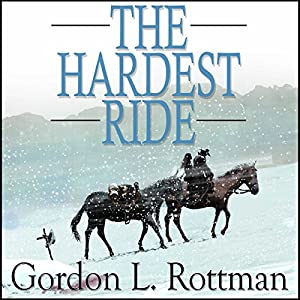 The Hardest Ride Audiobook