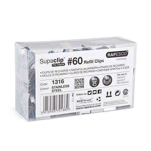 rapesco-1316-supaclip-60-blatt-nachfullklammern-grosspackung-250-stuck-edelstahl