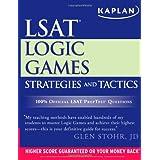LSAT Logic Games: Strategies and Tactics ~ Glen Stohr