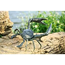 Big Sale SPI Home 50694 Garden Crab Sculpture