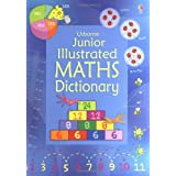 Junior Illustrated Maths Dictionary (Usborne Dictionaries)by Tori Large