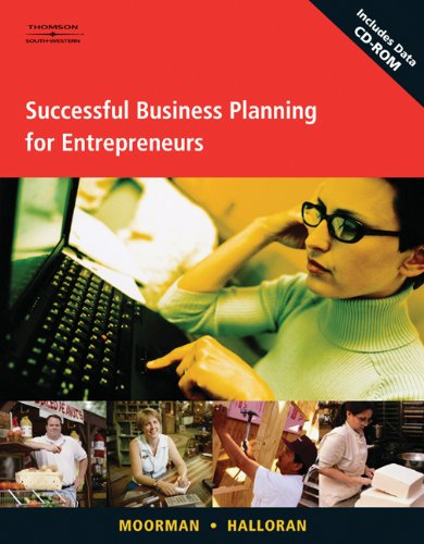 Successful Business Planning for Entrepreneurs (with CD-ROM)