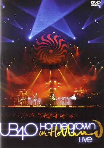 Homegrown In Holland - Live [DVD] [2003]