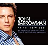 John Barrowman - At His Very Best (Intl Import) [Japan CD] OTCD-3414