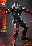 【トイサピエンス限定】ムービー・マスターピース DIECAST 『アイアンマン3』 1/6スケールフィギュア アイアンマン・マーク22(ホットロッド)