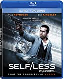 Self/Less [Bluray + DVD] [Blu-ray] (Bilingual)