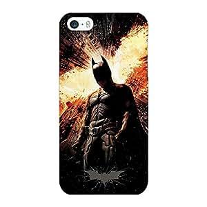 Jugaaduu Superheroes Batman Dark knight Back Cover Case For Apple iPhone 5S