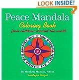 Peace Mandala Coloring Book