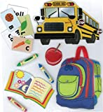 Jolee's Boutique Going To School Dimensional Stickers