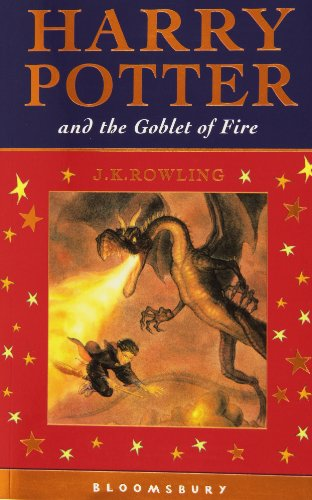 Harry Potter And The Goblet Of Fire (Celebratory Edition)