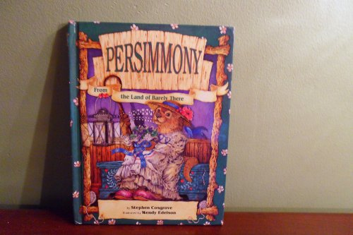 PERSIMONY From the Land of Barely there PDF